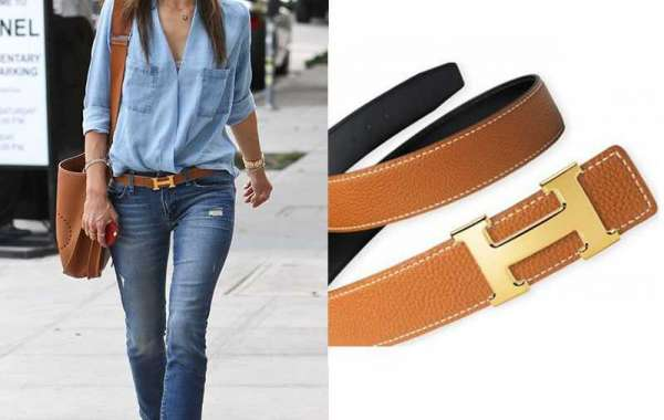 Togo Leather Belts to Women Where Getting Hermes Togo Leather Belts
