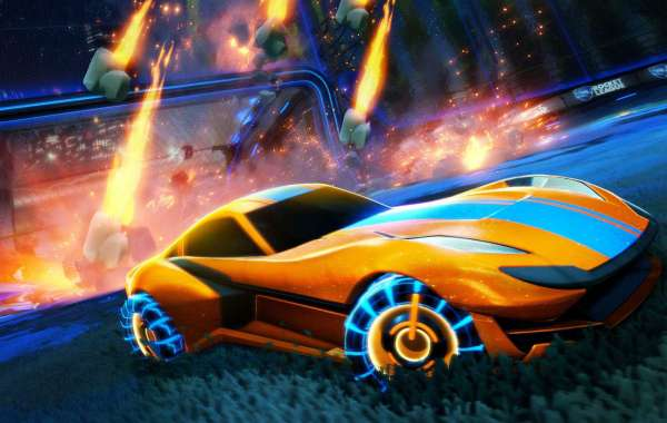 The Rocket League World Championship is the ultra-modern