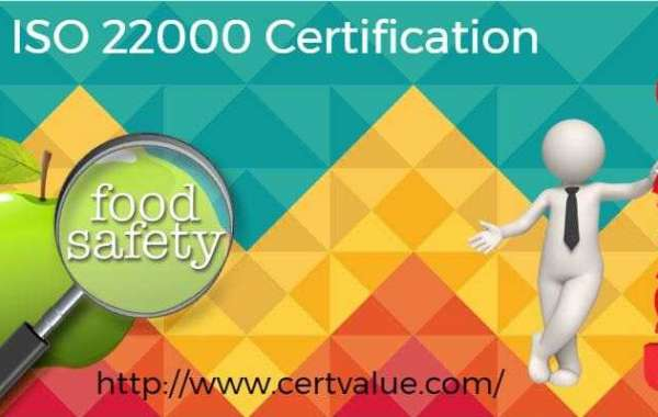 What are the steps involved in ISO 22000 and what are its advantages?
