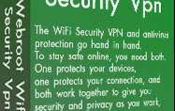 Everything You Need to Know About Wi-Fi Security VPN From Webroot