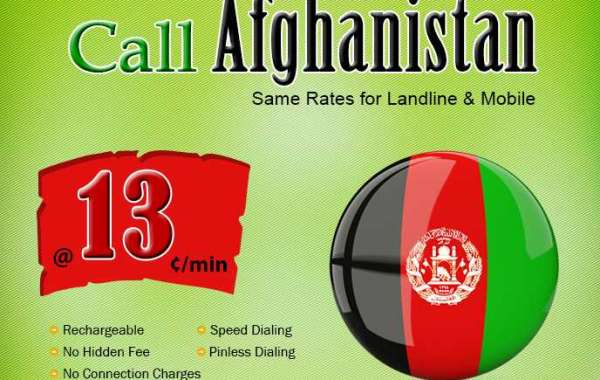 Cheap international calls to Afghanistan from USA