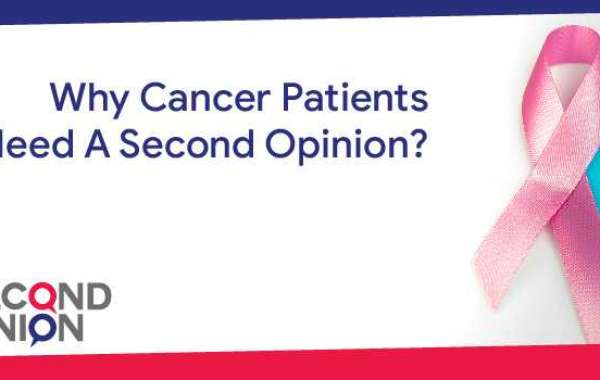 How do you get a second opinion for cancer?