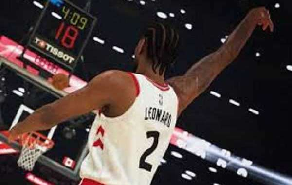 NBA 2K21 on next-gen is currently a candidate for Game