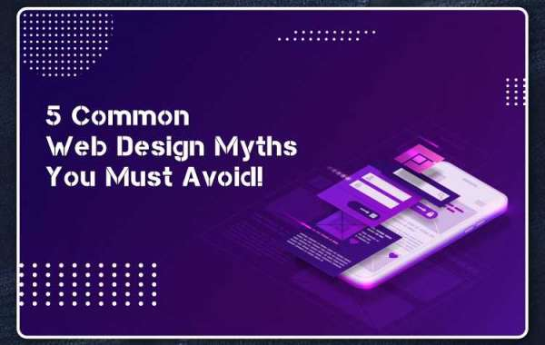 5 Common Web Design Myths You Must Avoid!
