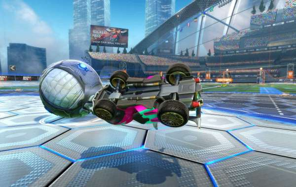 Rocket League has multiplied upon its race-centric