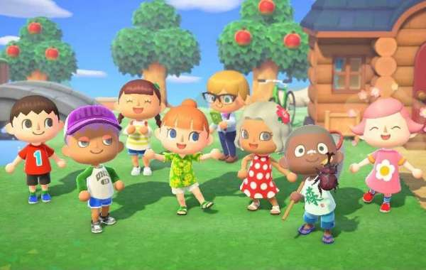 An Animal Crossing New Horizons Villager Collection