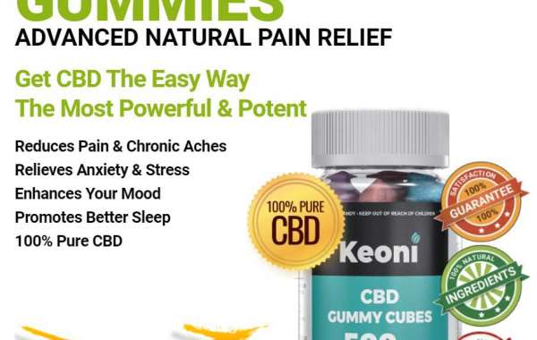 Keoni CBD Gummies Relieve Aches And Anxiety ! Keoni CBD Gummies Review Instant Pain Relief
