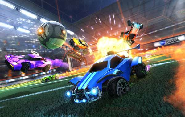 Psyonix announced Rocket League's free-to-play transition
