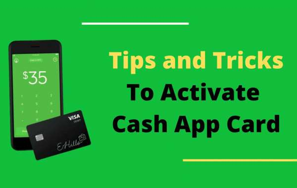 How to Activate the Cash App card Without verification ?