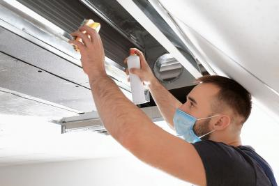Same-day Day Relief from Overheating With AC Repair Weston